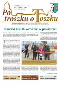 Po troszku o Toszku 2/2013