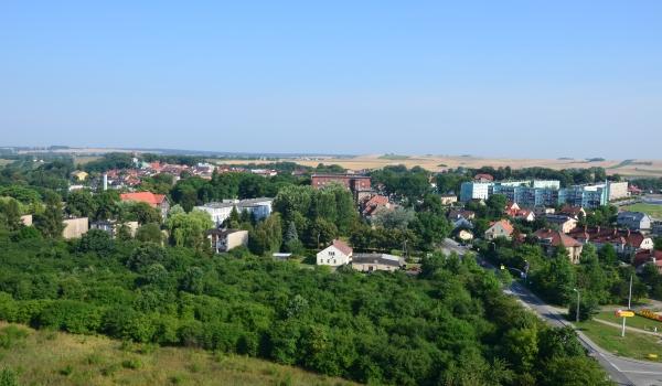 Panorama Toszka